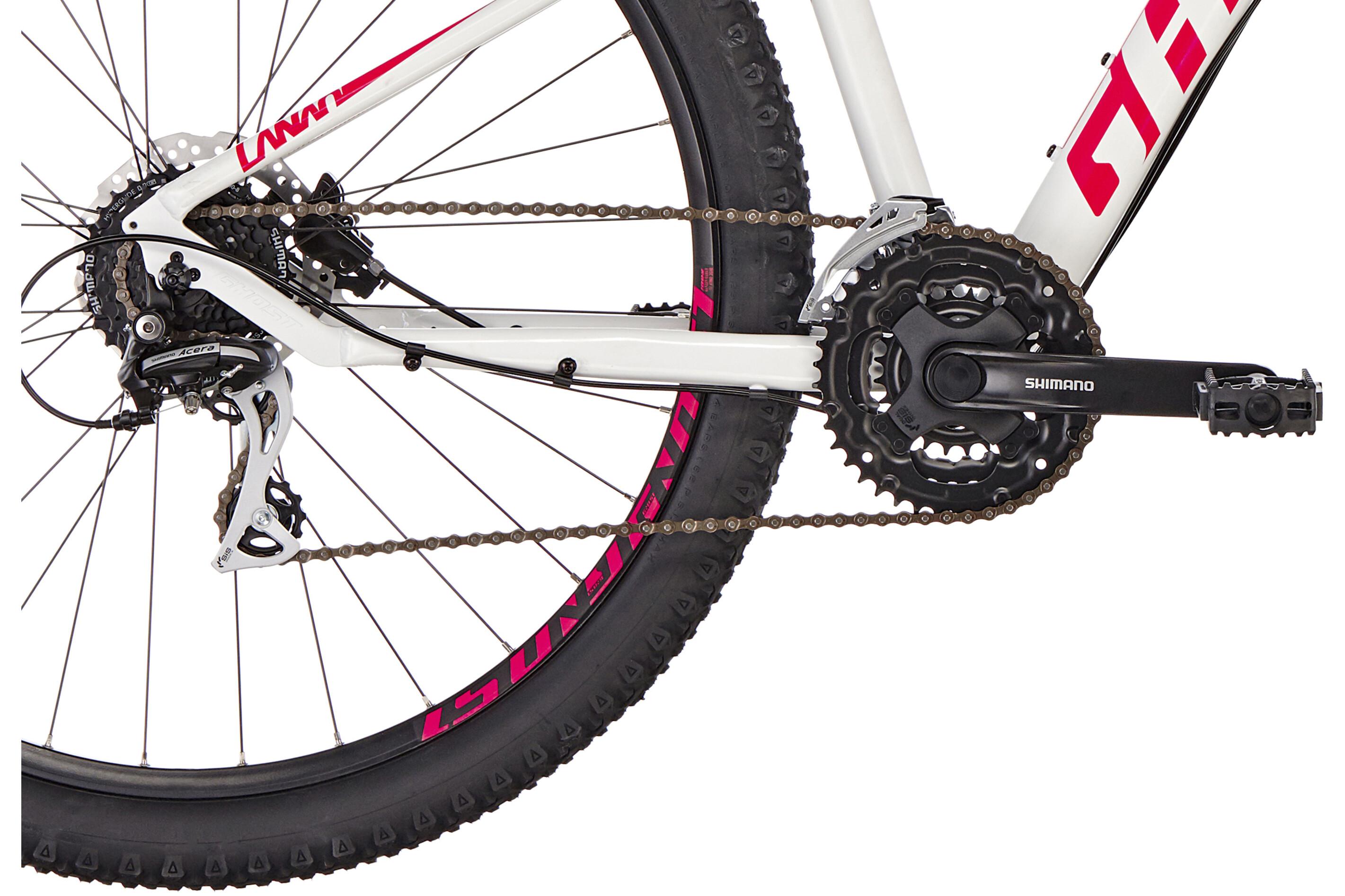Ghost Lanao 2.9 AL 29 MTB Hardtail Dame Hvit | Gode tilbud hos bikester.no